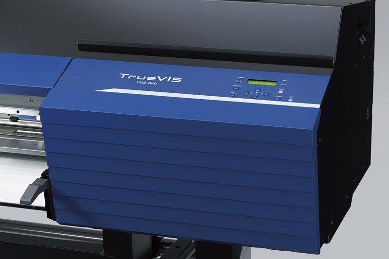 Roland DG TrueVIS VG2 - Leistungsfähige Produktivität