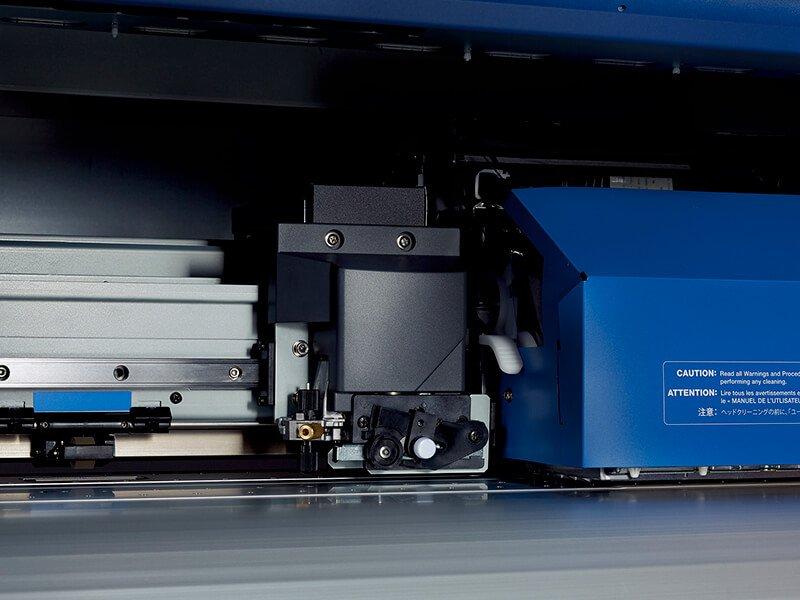 Roland DG TrueVIS VG2 - Unübertroffene Druck- und Schnittpräzision